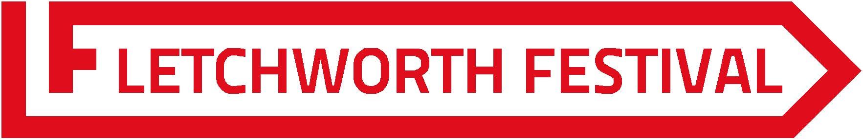 The 'Letchworth Festival' logo