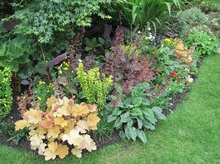Another mixed bed