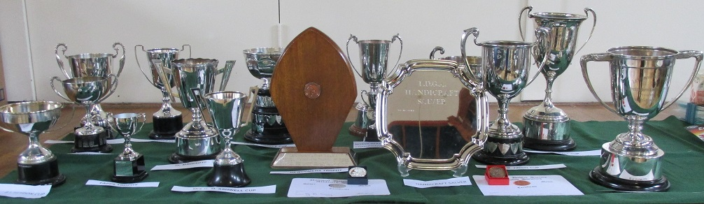 Trophies to be awarded