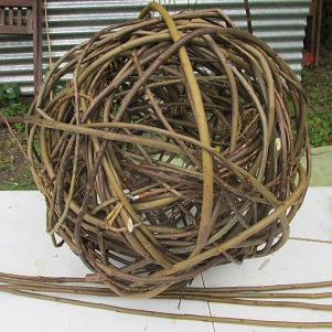 A willow ball